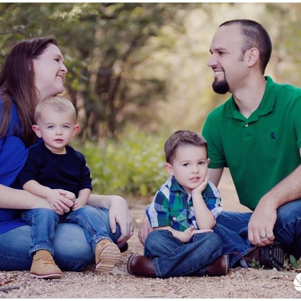 The LaPlante Family ~ Arlington Photographer