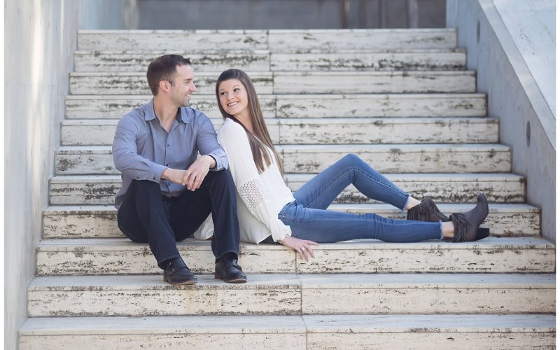 Beautiful Couple – Fort Worth Photographer