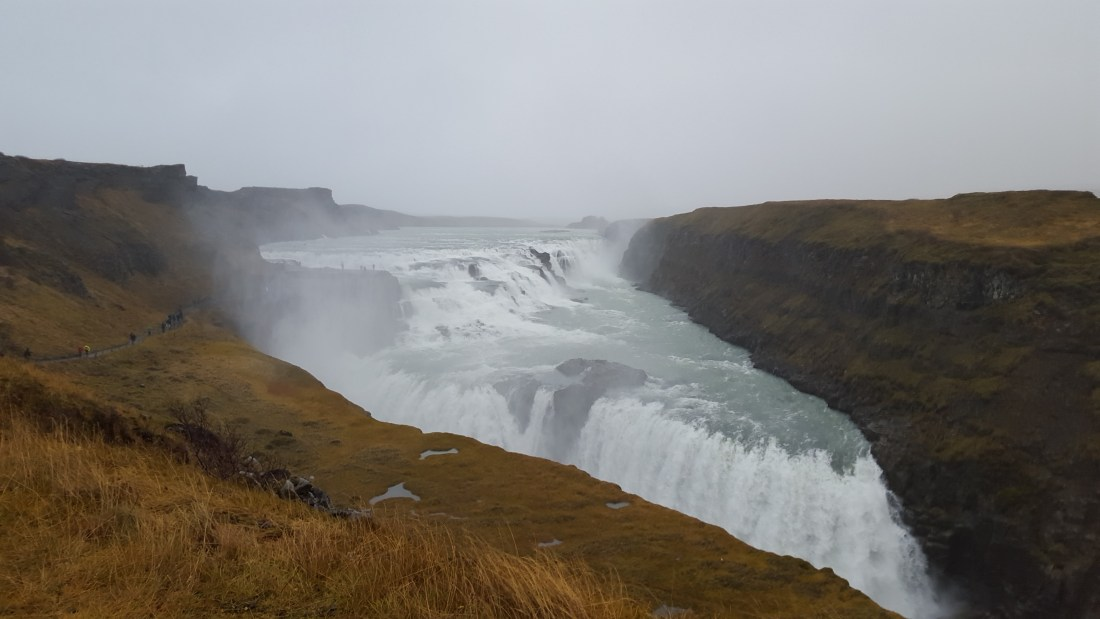 Gullfoss - golden circle tour