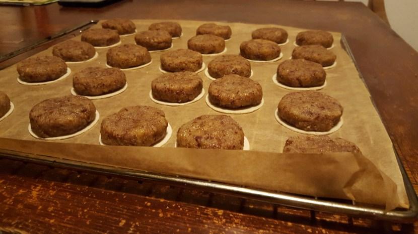 vegane Schoko-Lebkuchen