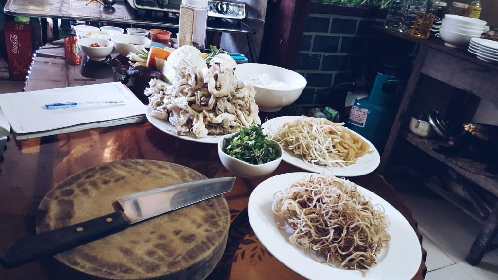veganer Kochkurs in Hoi An