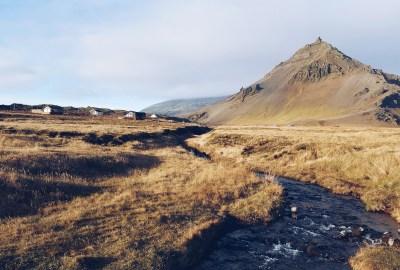 Snæfellsnes - Spaziergang von Arnarstapi nach Hellnar