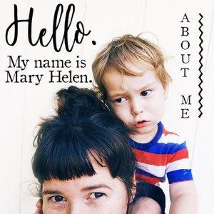 Mary Helen Leonard