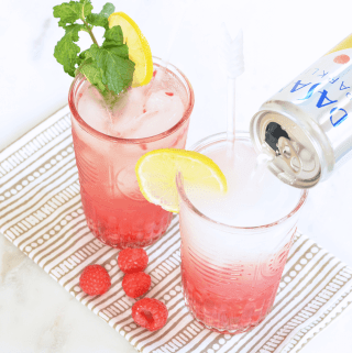 Raspberry Rosé Spritzer and Three More Sparkling Cocktails and Mocktails