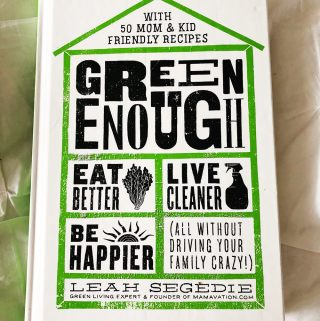Green Enough by Leah Segedie