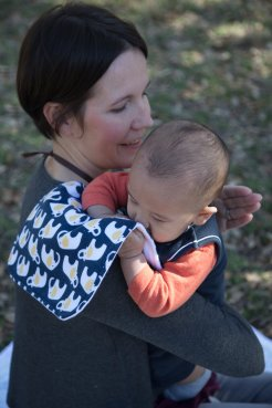 Burp Cloths | The Handmade Mama