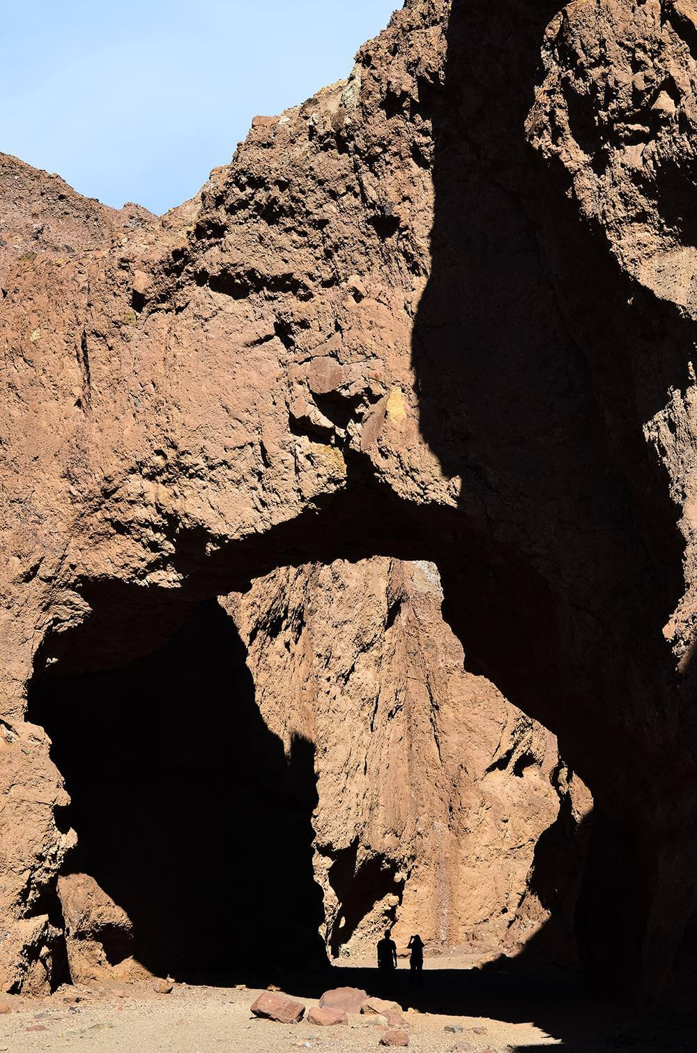 Natural Bridge - Death Valley National Park