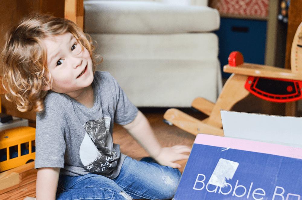 Babble Boxx Healthy Snacks