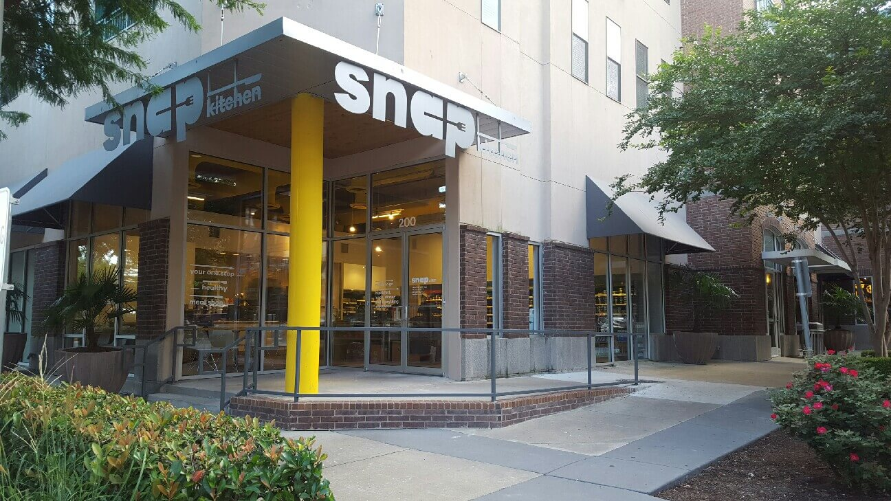Snap Kitchen: Healthy Food Delivery in Austin Texas