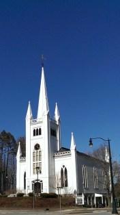 North Parish Church, Old Center, North Andover, Mass.