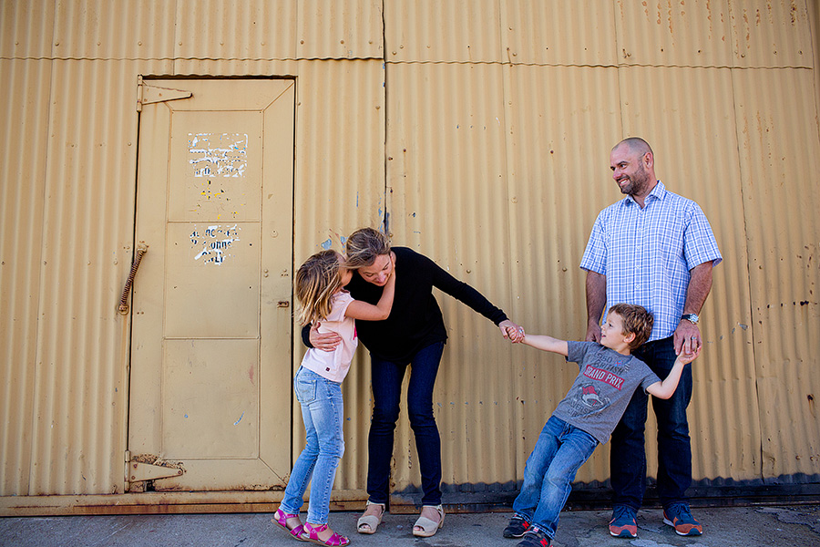 alameda army base family shoot
