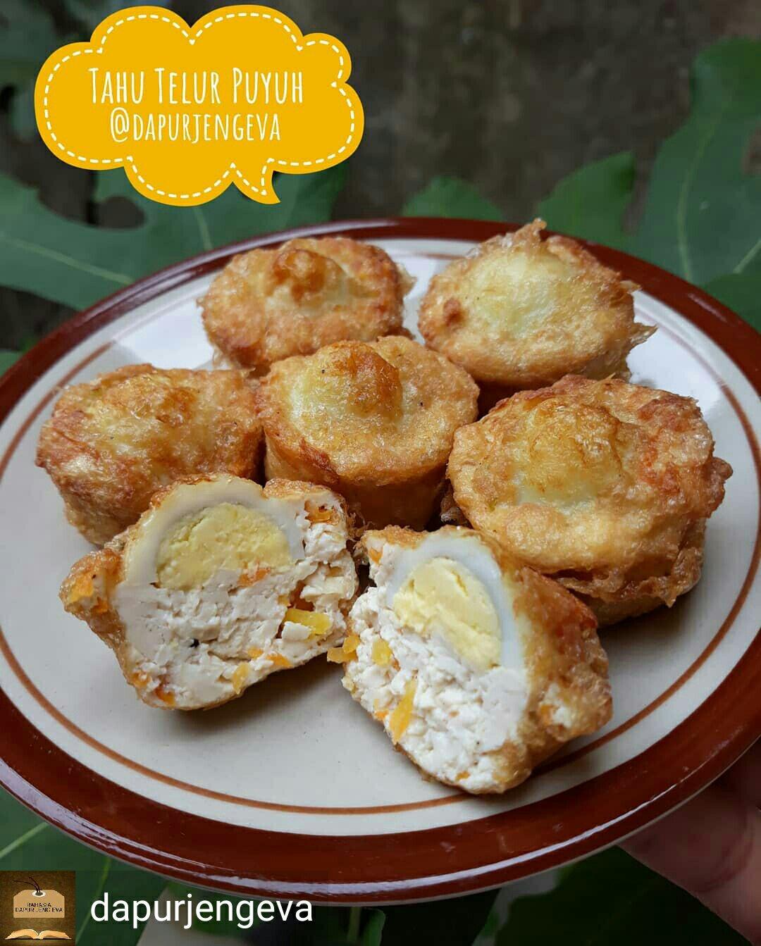 Semur Telur Puyuh Tahu | Bango