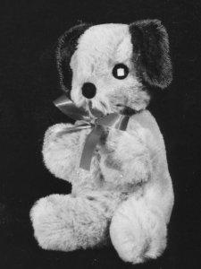 Begging Pup – #140