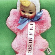 Musical Wiggly Doll
