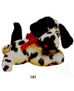 Lying Dalmation Dog