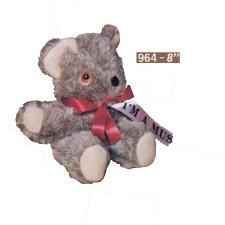 Musical Dangle Bear
