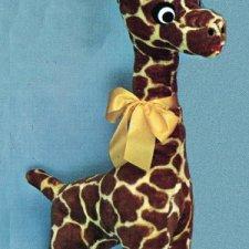 Large Standing Giraffe