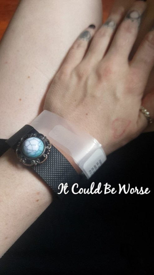 Entyvio Infusion #1 - It Could Be Worse Blog - Mary Horsley