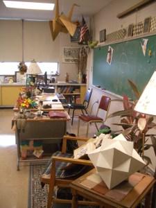 Larry Orlando - Classroom photo