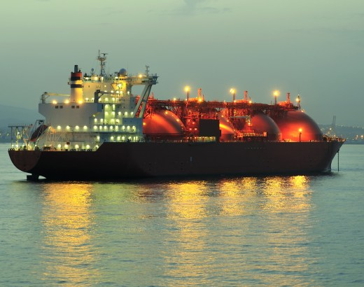 Gas Tanker Familiarisation