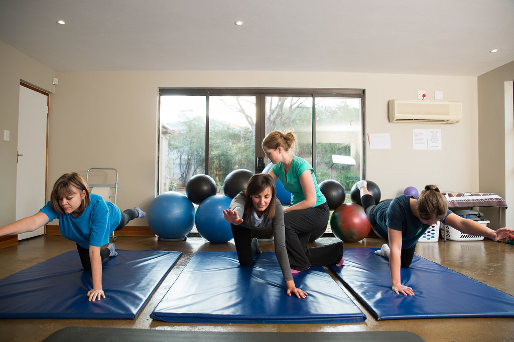 Pilates Classes at Maryna Wessels Physiotherapists