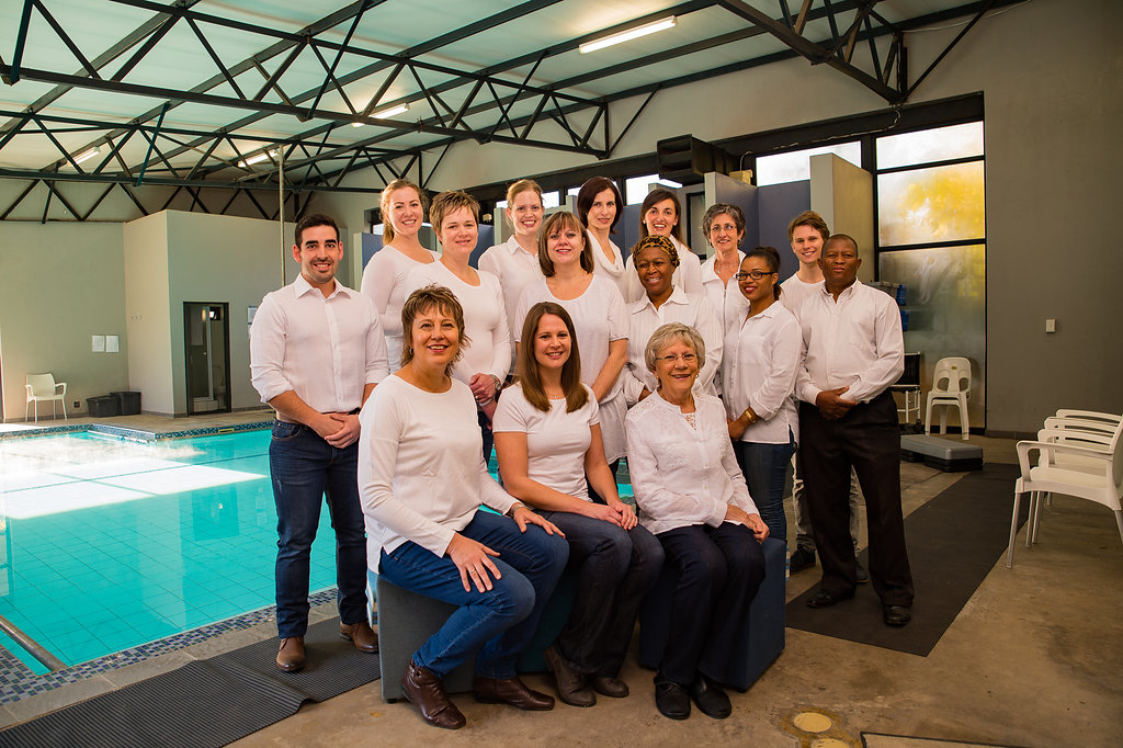 Maryna Wessels Physiotherapy Multidisciplinary Team