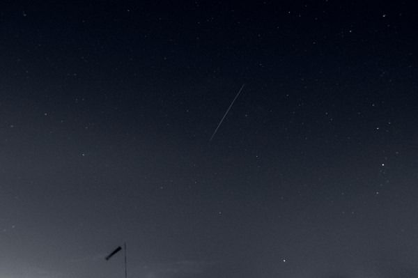 Milky & International Space Station Mariaemese