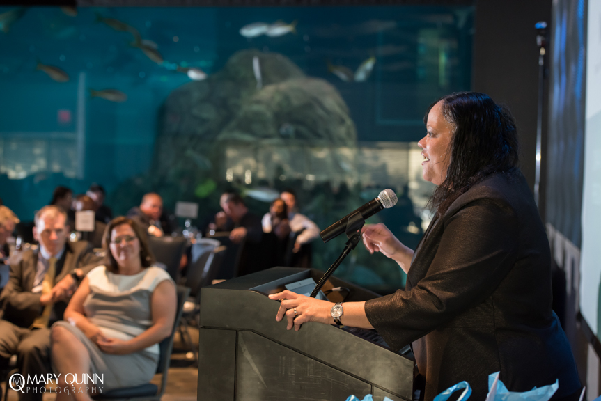 Corporate Event Photographer at Adventure Aquarium Camden New Jersey Photographer