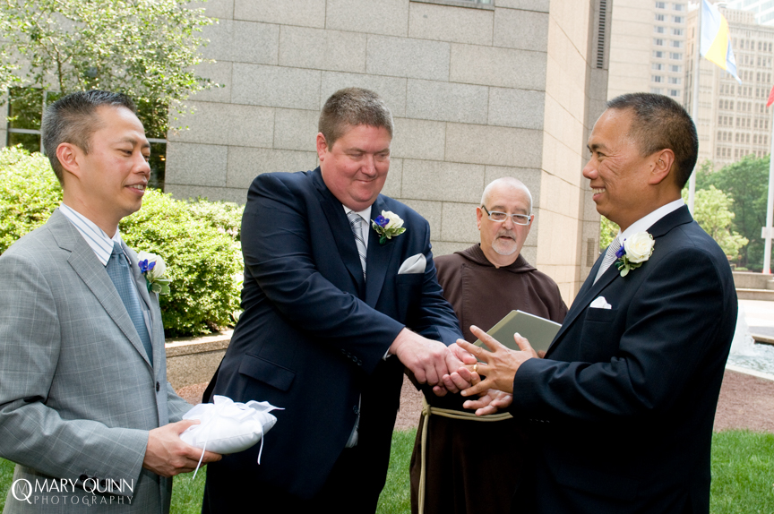 Same Sex Wedding Picture South Jersey