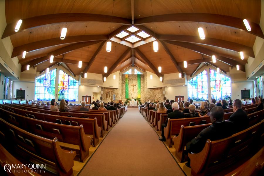 St Joan of Arc wedding photos