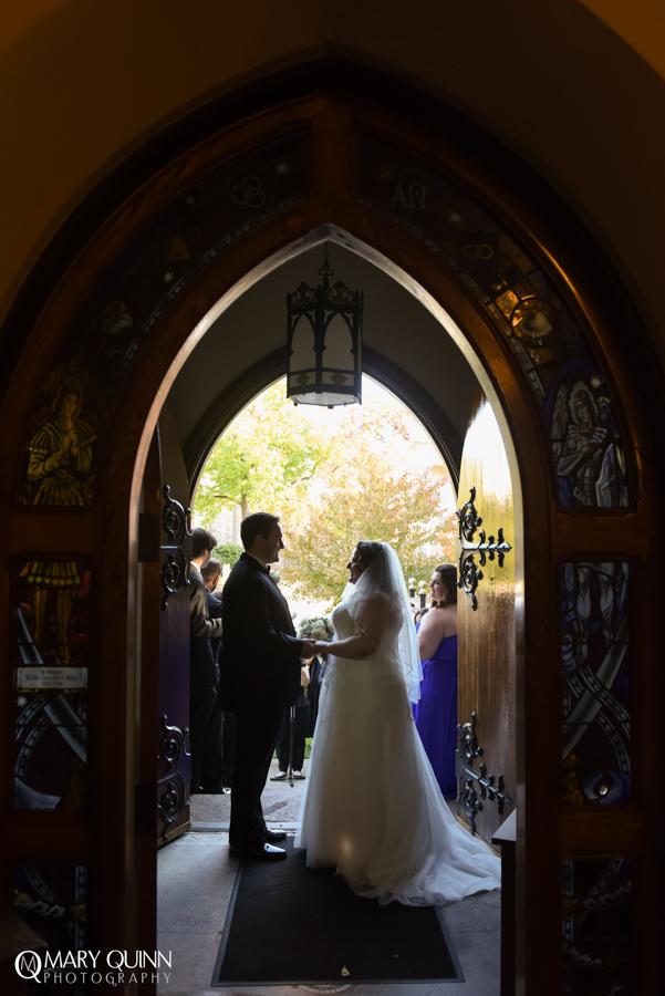 Haddonfield Wedding
