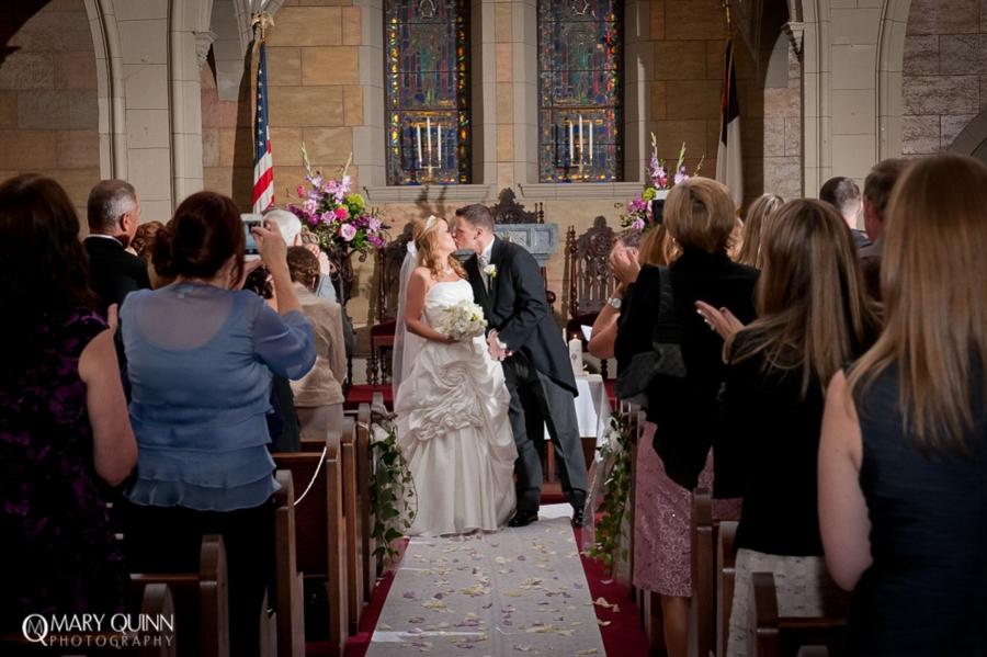 Burlington, NJ Church wedding