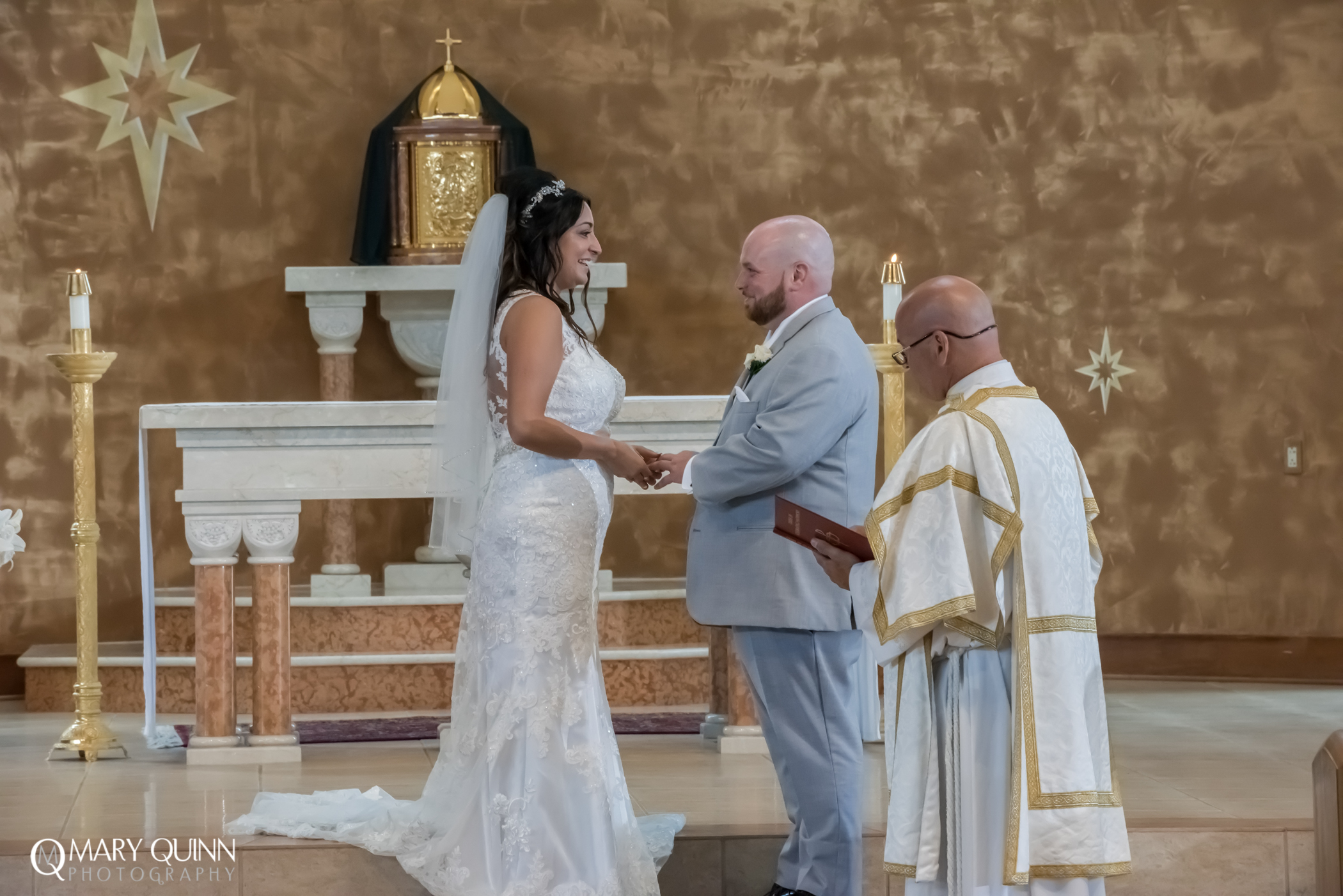 St Gregory the Great Wedding Photo