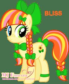 Bliss vector! Drawn by Disfiguredstick