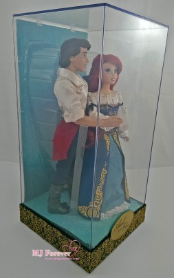 Limited Ariel and Eric DFDC dolls