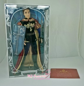 """18"""" Limited Edition Prince Phillip doll"""