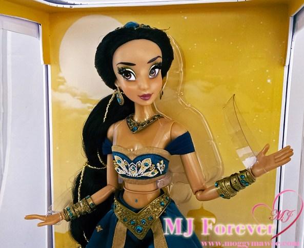 "Princess Jasmine 17"" Disney Limited Edition doll (1/5000)"