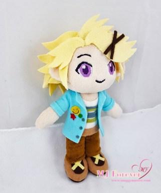 Yoosung plush sewn by meee!!!