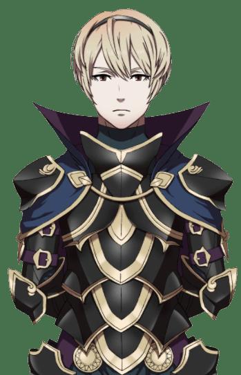 Leo from Fire Emblem Fates
