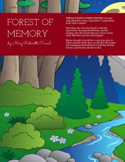 Forest of Memory children interior