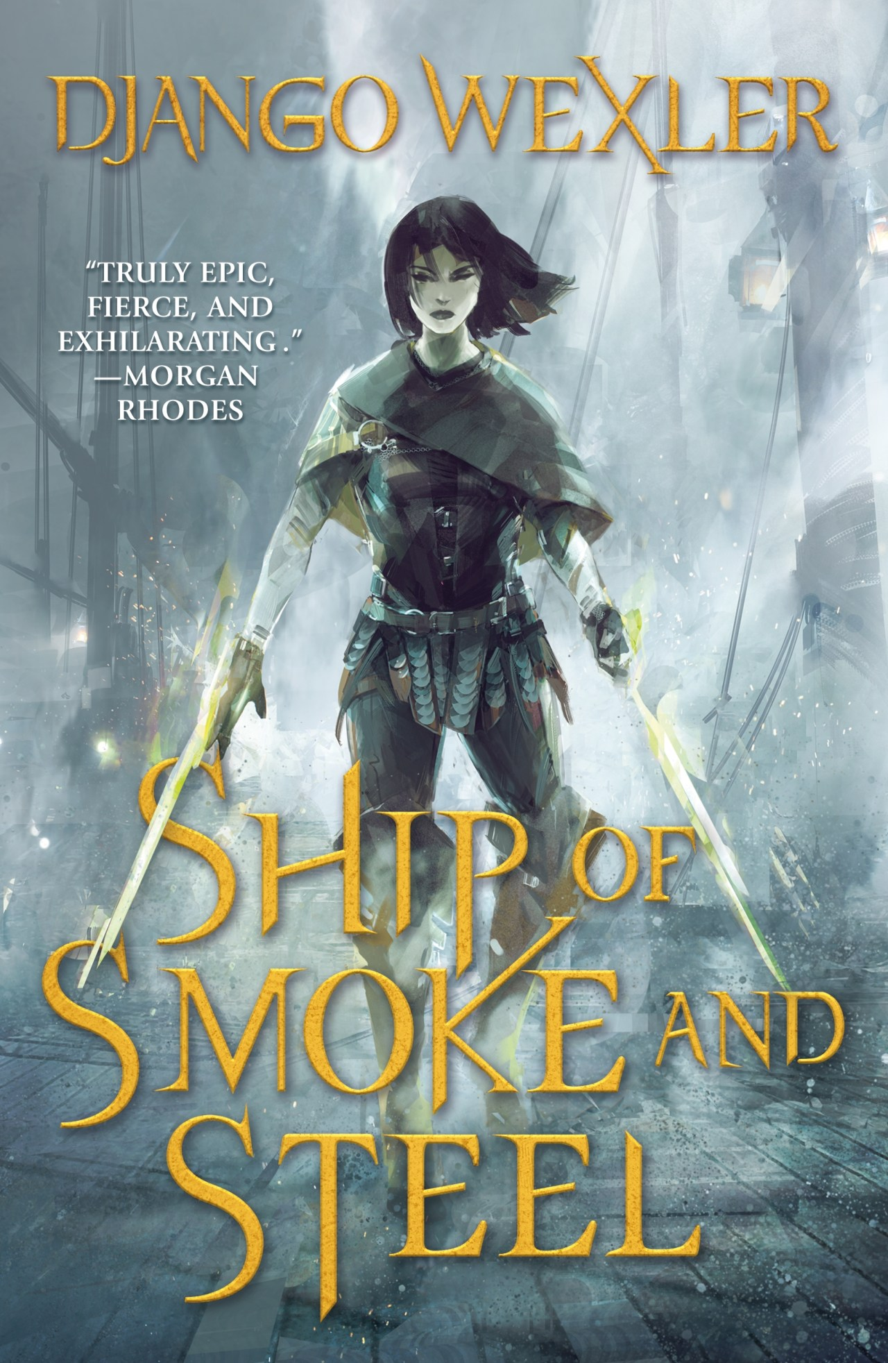 Ship of Smoke and Steel Cover Image