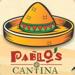 logo for pablos cantina
