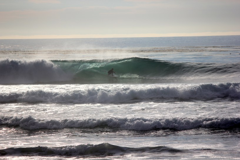 miles getting shacked