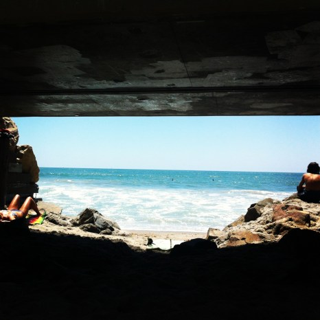 Our home break in San Clemente