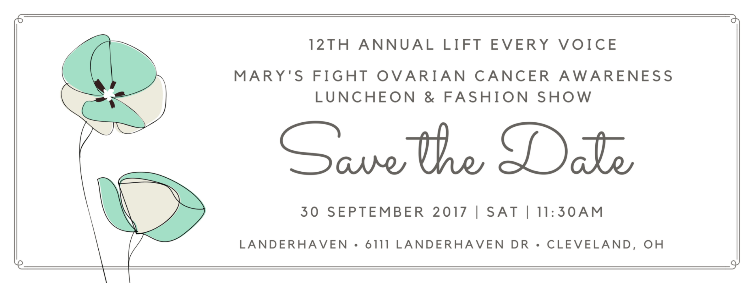 2017 Mary's Fight Fashion Show(1)