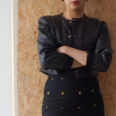 Jacket : Vintage