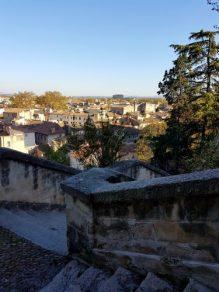 Rocher des Doms steps