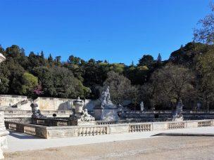 The Jardins de la Fontaine