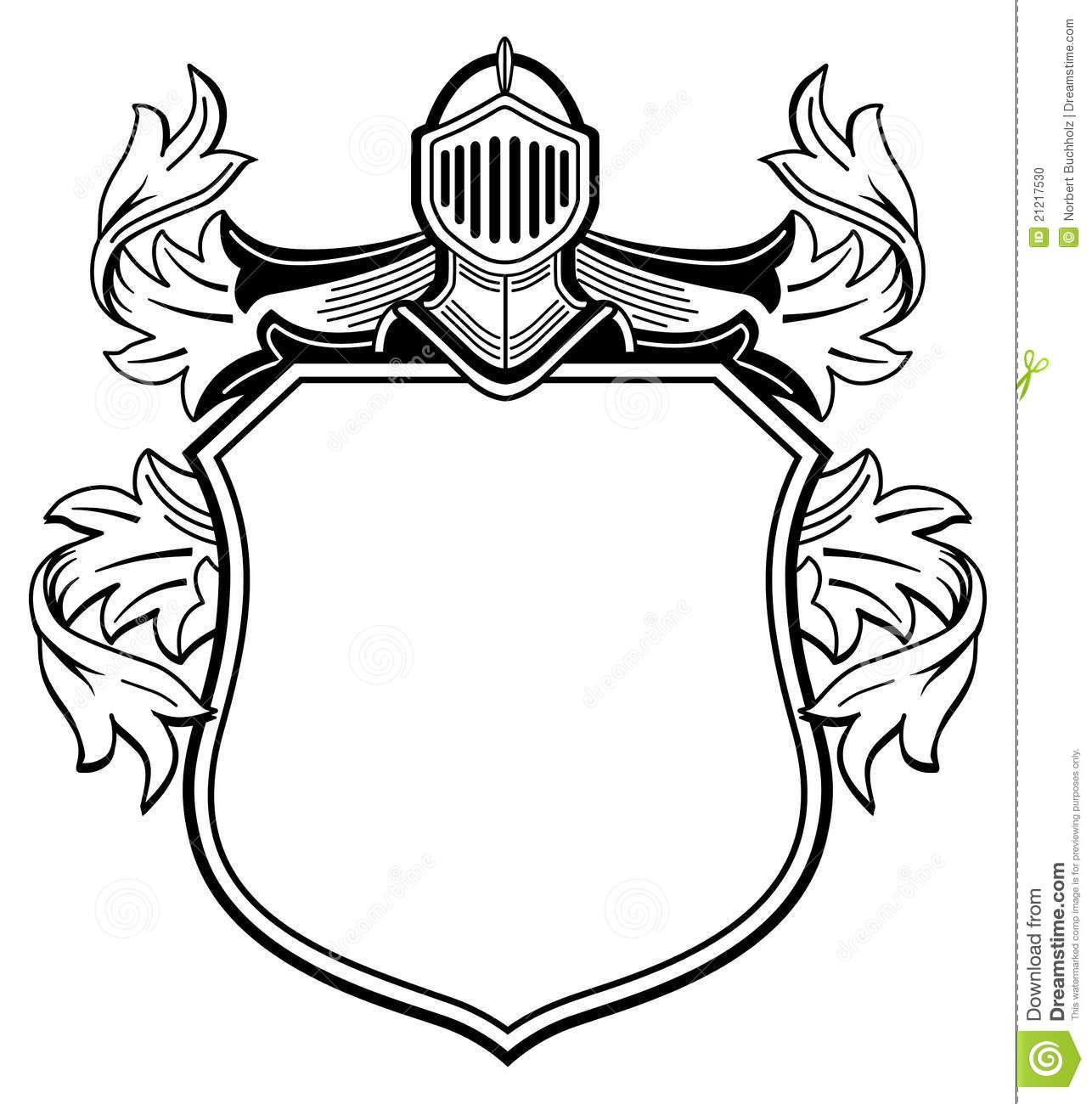 Printable Coat Of Arms Worksheet