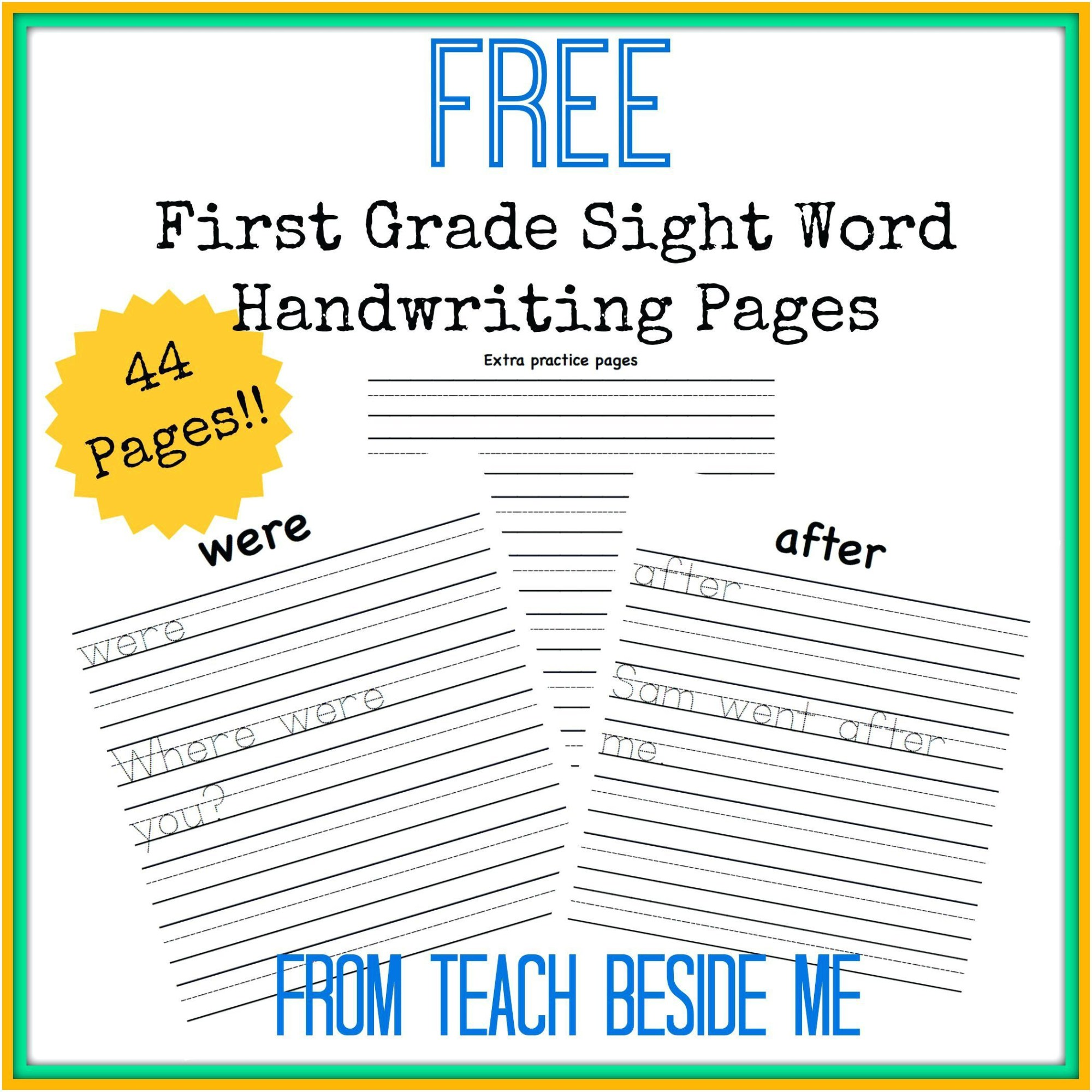hight resolution of Old English Handwriting Worksheets   Printable Worksheets and Activities  for Teachers